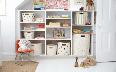 Nursery Storage & Decor